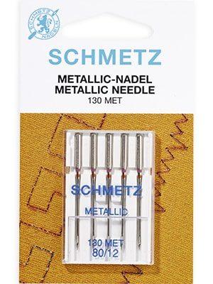 Иглы для металлизированных нитей Metallic