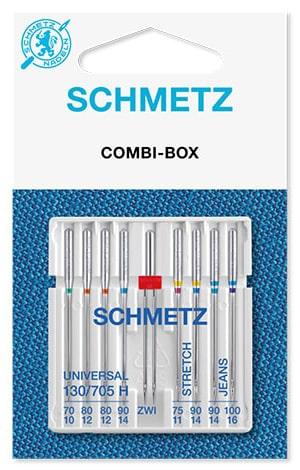 Голки schmetz combi box