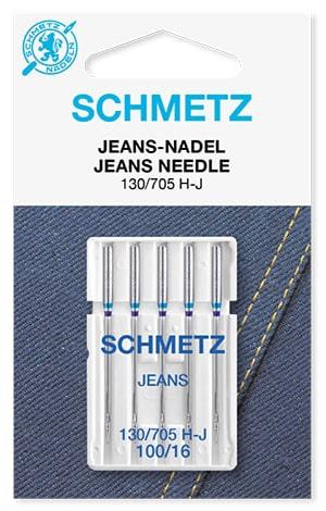 Иглы schmetz jeans 5х100