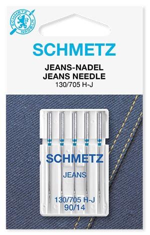 Иглы schmetz jeans 5х90