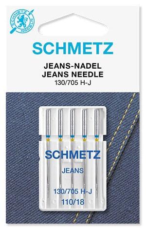 Иглы schmetz jeans 5x110
