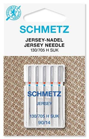 Иглы schmetz jersey 5x90