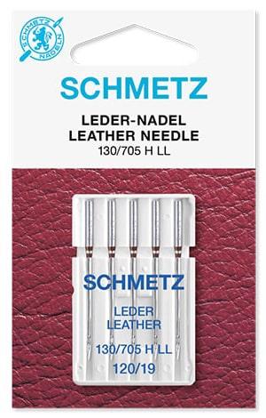 Иглы schmetz leather 5x120