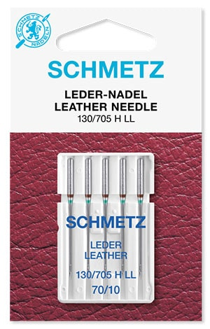 Иглы schmetz leather 5x70