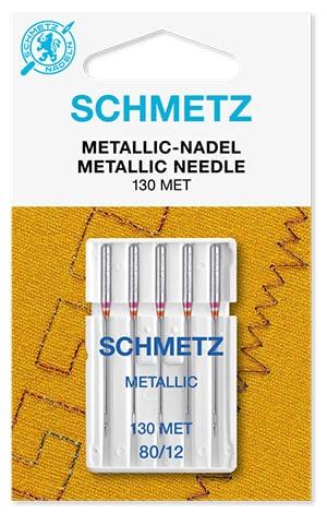 игла schmetz metallic 5x80