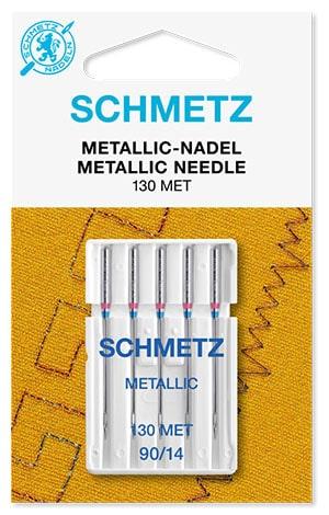 игла schmetz metallic 5x90