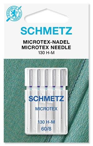 Голки schmetz microtex 5x70