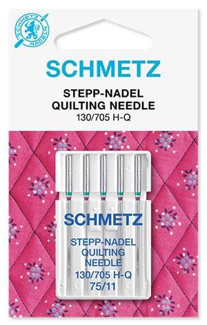 Иглы schmetz quilting 5x75