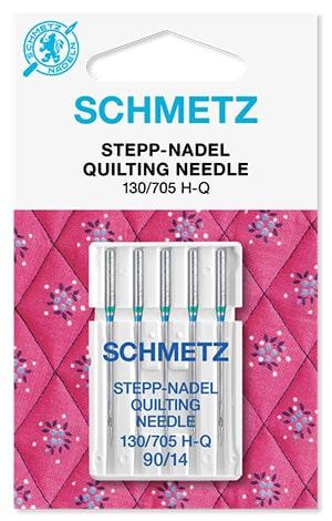 Голки schmetz quilting 5x90