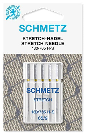 Иглы schmetz stretch 5x65