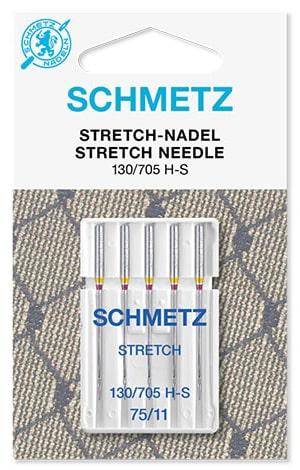 Голки schmetz stretch 5x75