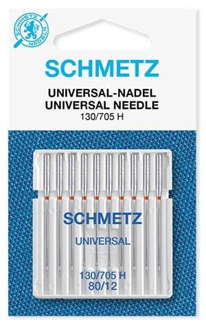Иглы Schmetz universal 10х80