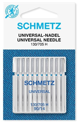 голки schmetz universal 10х90