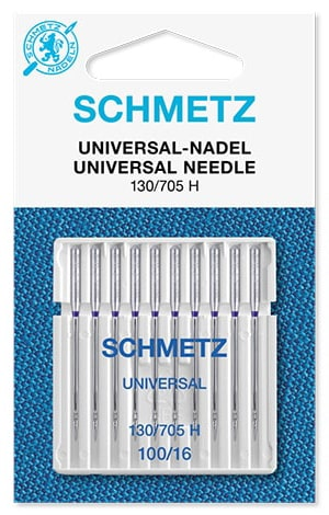 Иглы schmetz universal 10x100