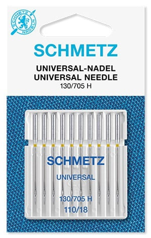 Иглы schmetz universal 10x110