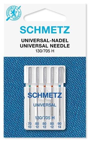 Иглы schmetz universal 1x70 3x80 1x90