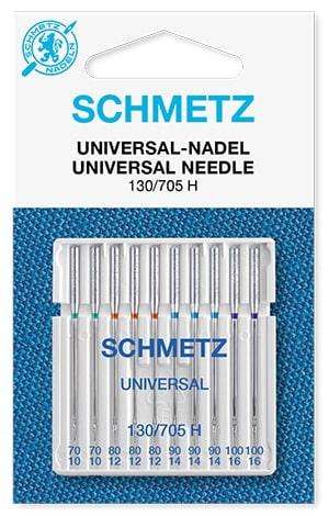 Голки Schmetz universal 2х70, 3х80, 3х90, 2х100