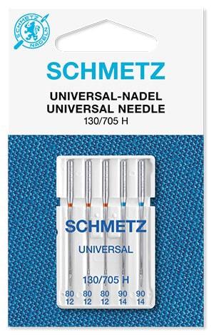 Иглы schmetz universal 3x80 2x90