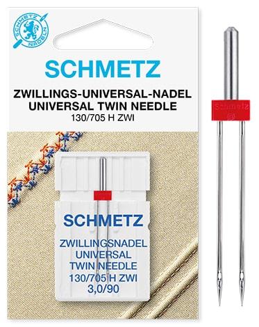 schmetz twin Universal 1x3,0/90