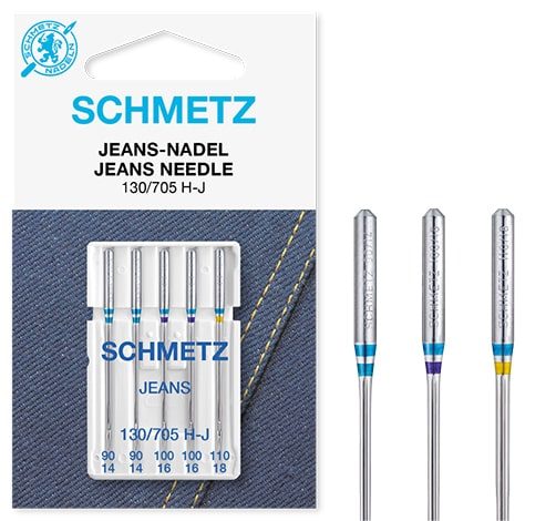 schmetz jeans 2x90 2x100 1x110