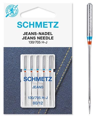schmetz jeans 5x80
