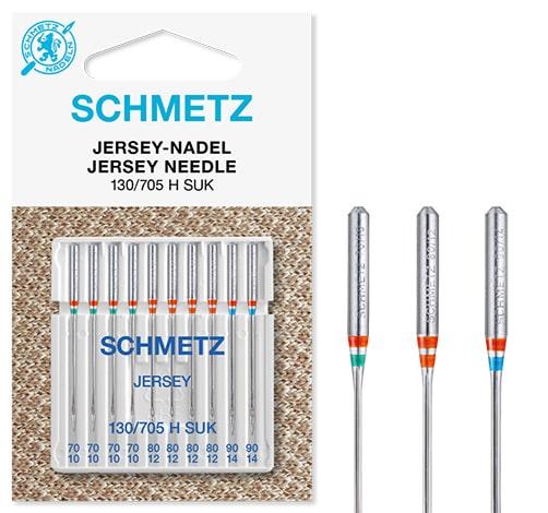 schmetz jersey 4x70 4x80 2x90