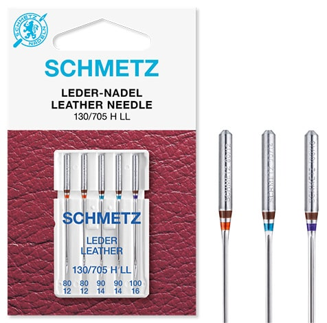 schmetz leather 2x80 2x90 1x100