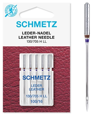 schmetz leather 5x100