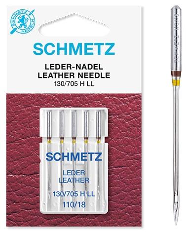 schmetz leather 5x110