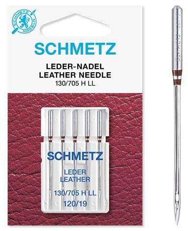 schmetz leather 5x120
