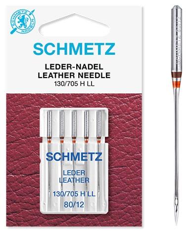 schmetz leather 5x80