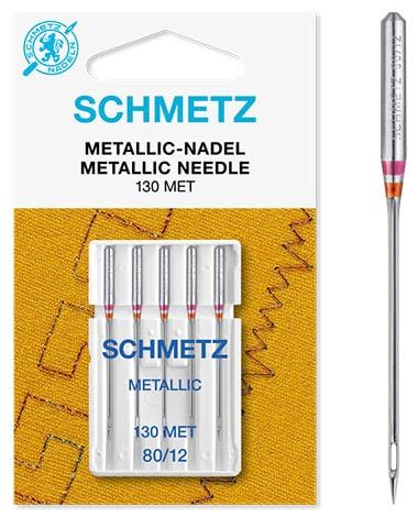 schmetz metallic 5x80