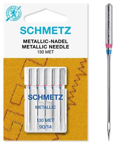 schmetz metallic 5x90