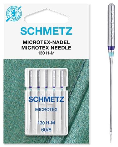 schmetz microtex 5x60