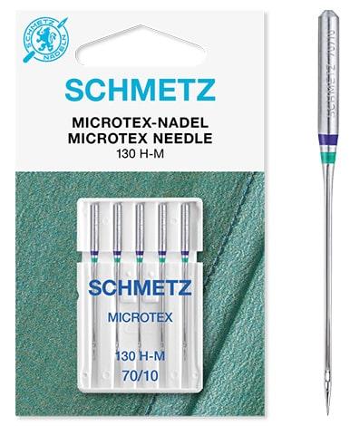 schmetz microtex 5x70