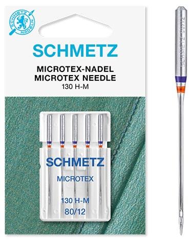 schmetz microtex 5x80