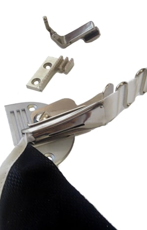 Пристосування для промислових швейних машин