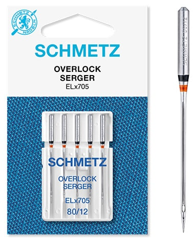 schmetz overlock 5x80