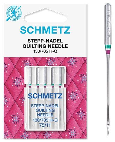 schmetz quilting 5x75