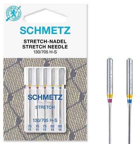 schmetz stretch 3x75 2x90