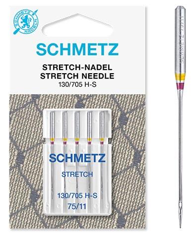 schmetz stretch 5x75