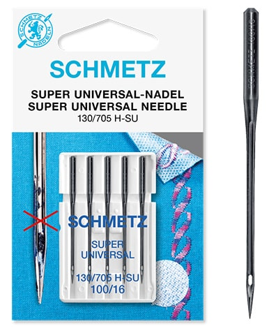 schmetz super universal 5x100