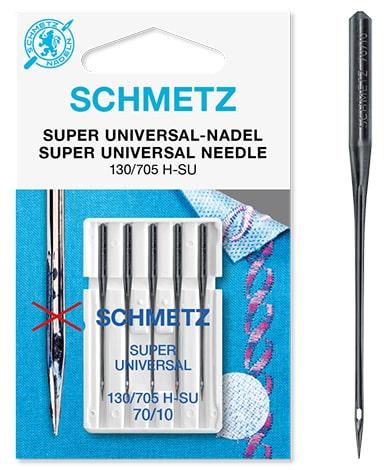 Schmetz super universal 5x70