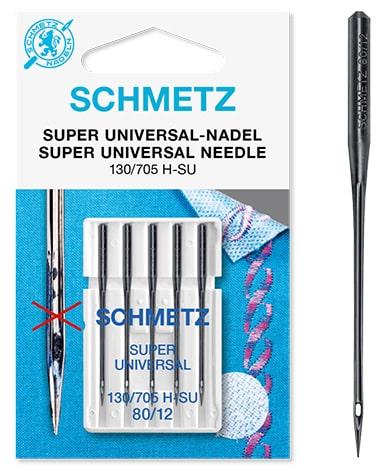 schmetz super universal 5x80