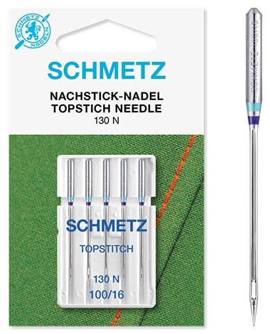 schmetz topstitch 5x100