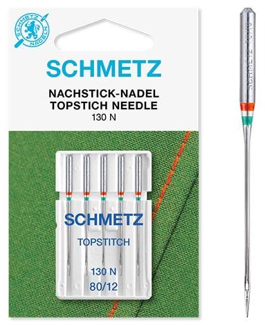 schmetz topstitch 5x80