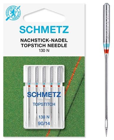 schmetz topstitch 5x90