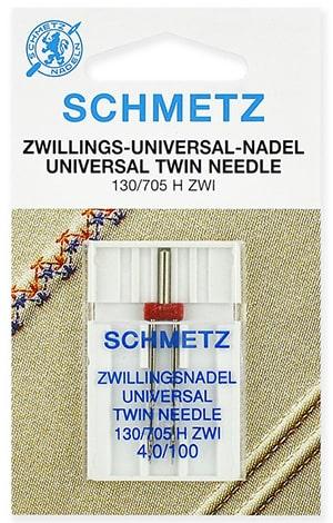 schmetz twin universal 4.0x100