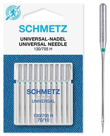 Schmetz universal 10х70