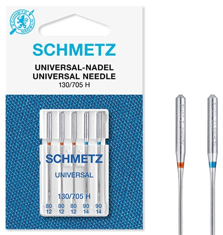 schmetz universal 3x80 2x90